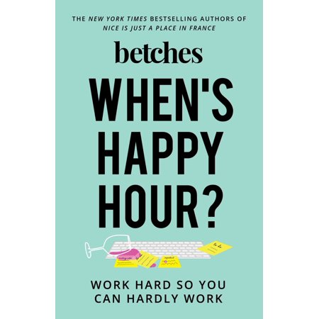When's Happy Hour? - eBook (Happy Hour Boxed)
