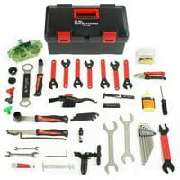 BIKEHAND Complete 37 Piece Bike Bicycle Repair Tools Tool Kit