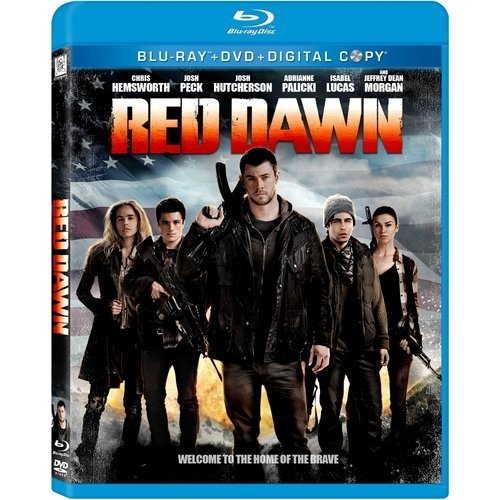 Red Dawn (2012) (Blu-ray + DVD + Digital Copy) (With INSTAWATCH) (Widescreen)