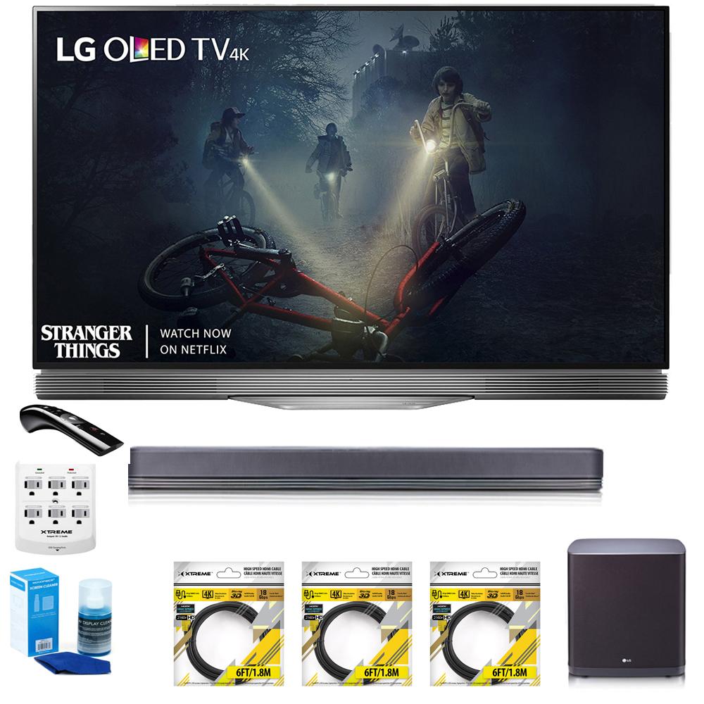 Lg 55 Quot E7 Oled 4k Hdr Smart Tv Oled55e7p With Hi