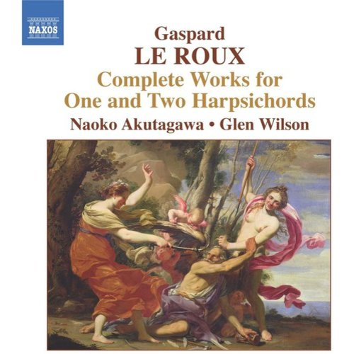 Complete Works For One And Two Harpsichords (Ltd)