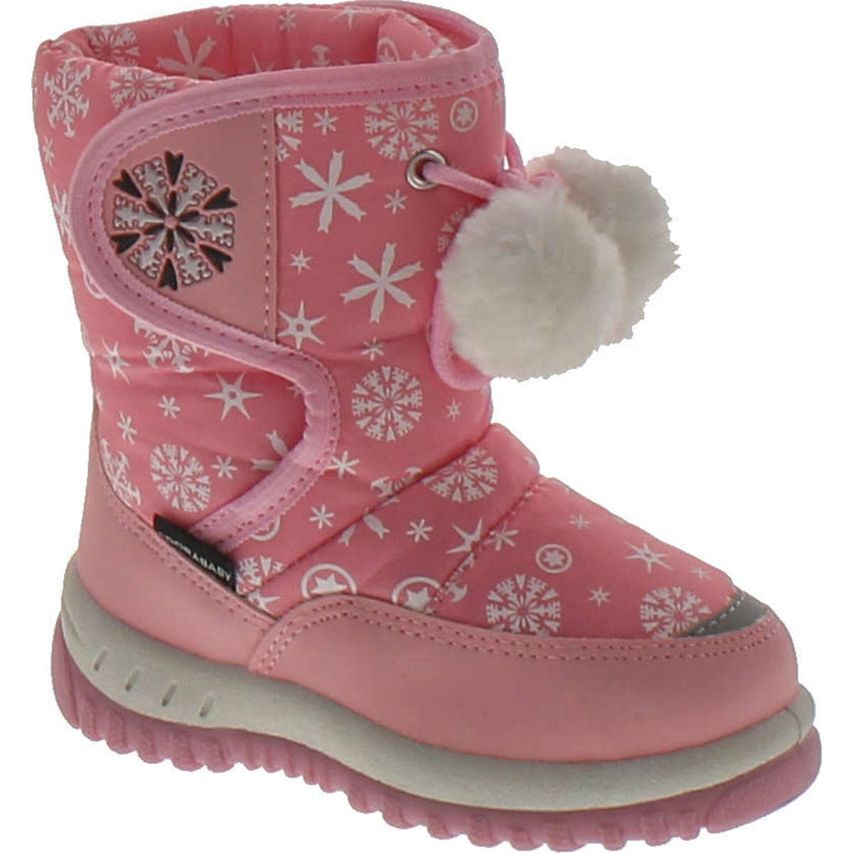 Nova Toddler KB508 Girl's Winter Snow Boots
