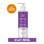 Waterless Curl Milk Refresh & Redefine 7.6 fl oz | Sulfate-Free | For Curly Hair