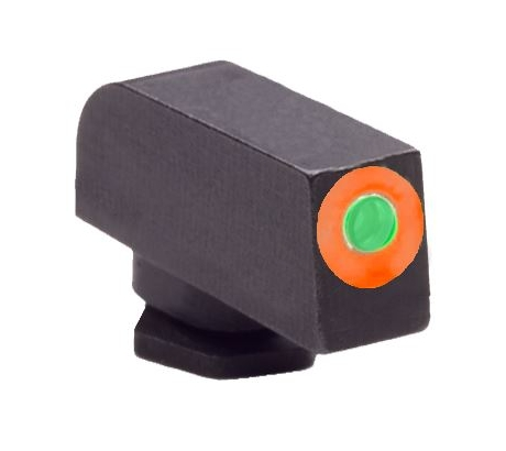AmeriGlo Tritium Front All For Glock Models, Pro Glo Front Sight, Lime Green Cir