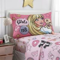 Barbie Sheet Set, Kids Bedding, BFF Crew
