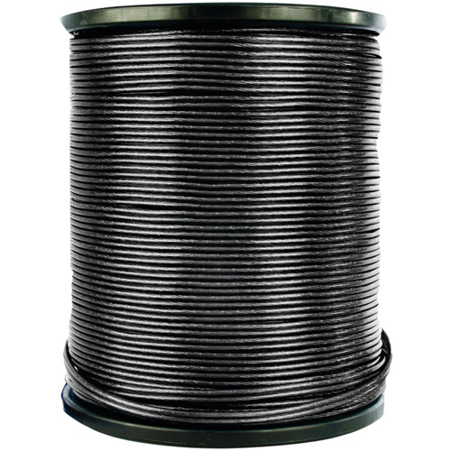 db Link Stgw4bk100z Soft Touch 4-Gauge 100' Power Wire, Black