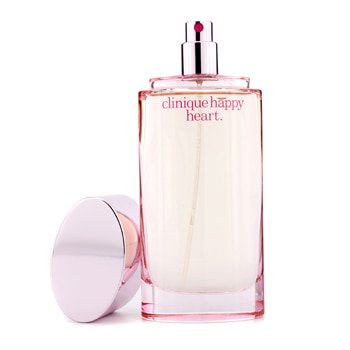Clinique Happy Heart Perfume Spray for Women, 3.4Oz