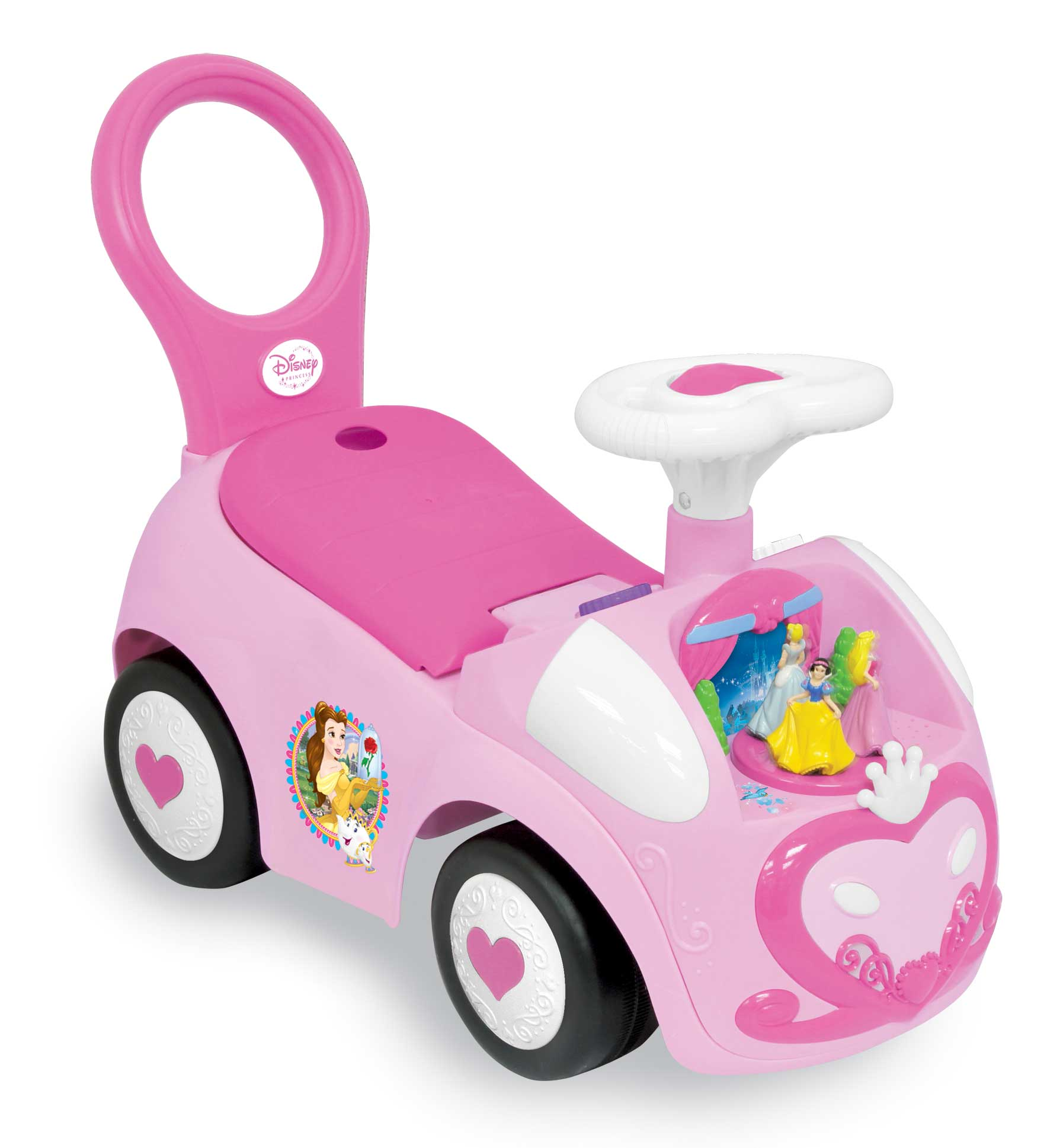Disney Princess Dancing Lights N' Sounds Ride-On