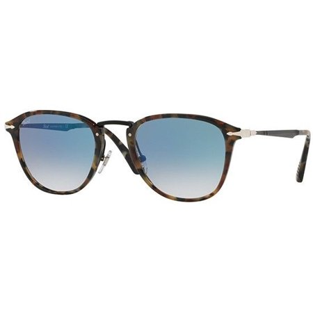 Authentic Persol Sunglasses PO3165/S 1071/3F Tortoise Frames Blue Lens 55MM""