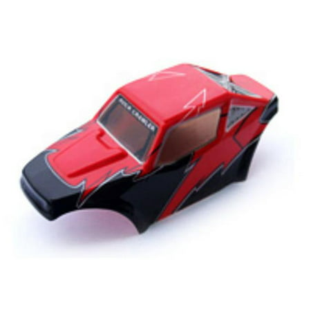 Redcat Racing 2098-B001 Rouge Body et de vignettes - image 1 de 1