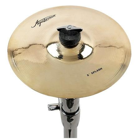 12 Splash Cymbal - Agazarian Trad Splash Cymbal 8 in.