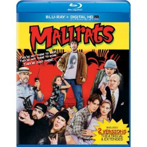 Mallrats (Rated/Unrated) (Blu-ray   Digital HD) (With INSTAWATCH) (Widescreen)