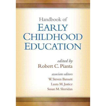 Handbook of Early Childhood Education by