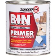 Zinsser Company 271009 1 Quart B-I-N Advanced White Synthetic Shellac Stain & Odor Blocking Primer