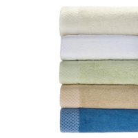 Rayon from Bamboo blend Resort Hand Towel (2pk) in Ivory