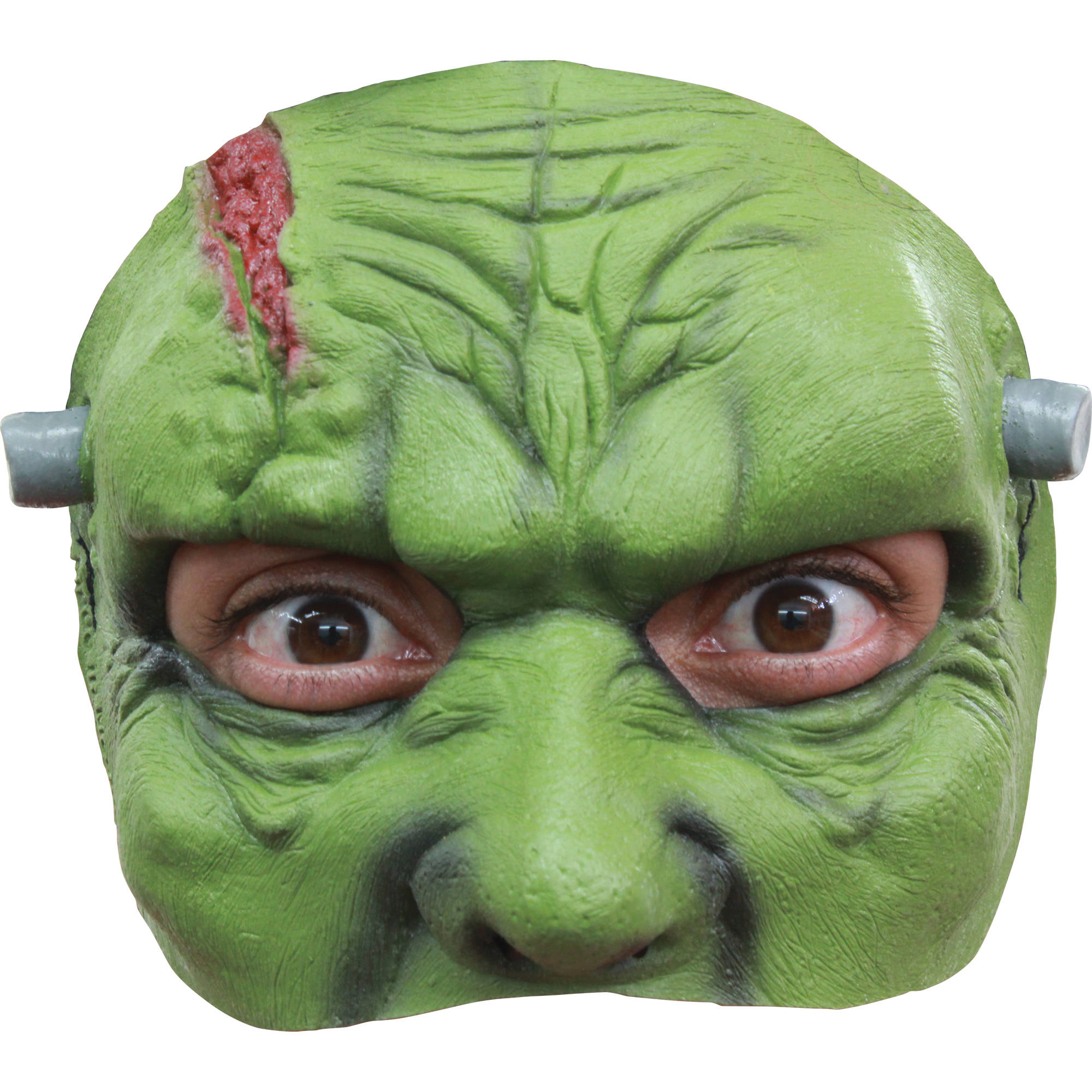 Franky Latex Half Mask Adult Halloween Accessory