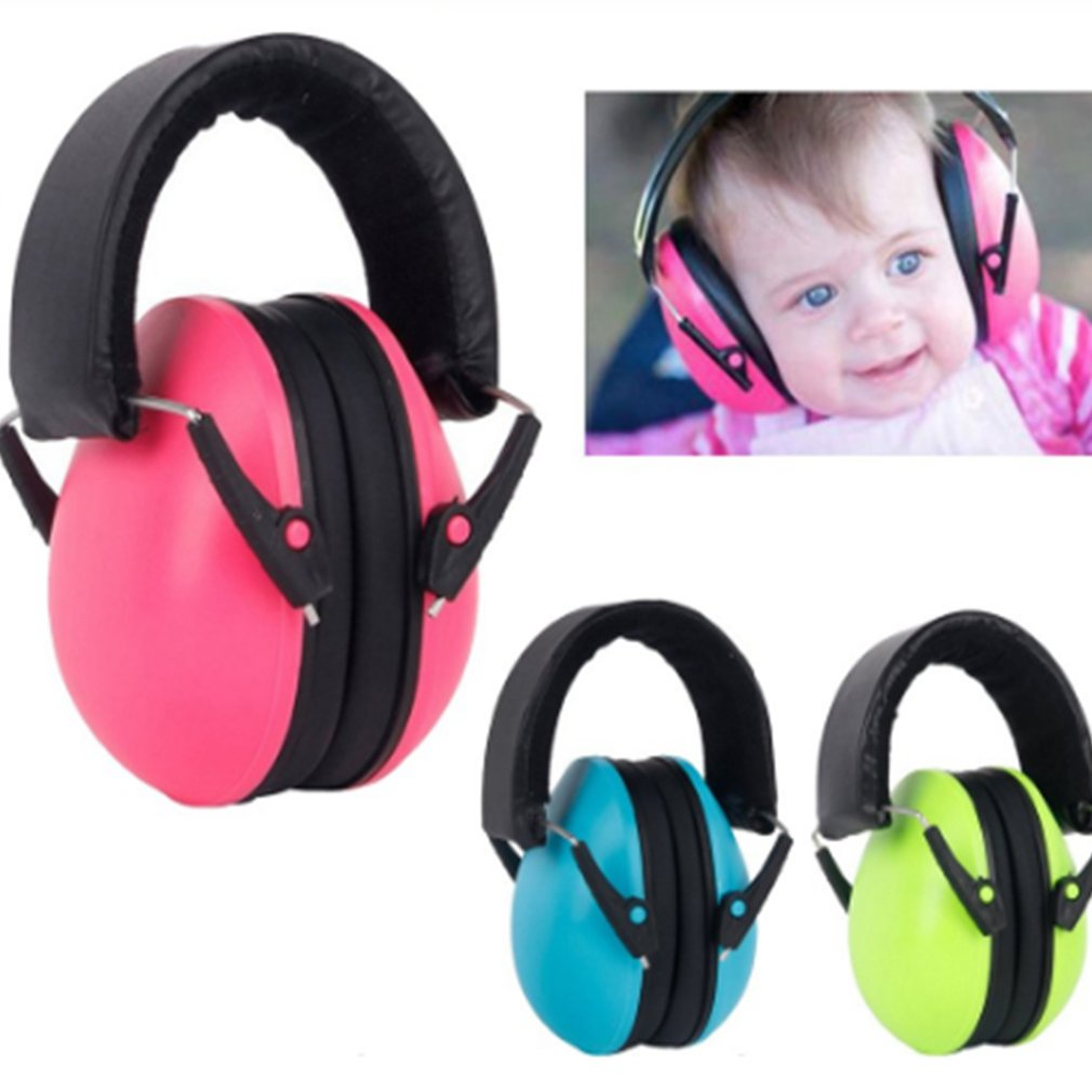 Earmuffs Noise Soundproof Ear Protectors for Travel Sleep Reduction Noise Economic Type NRR 21DB Comfortable Ear Muff