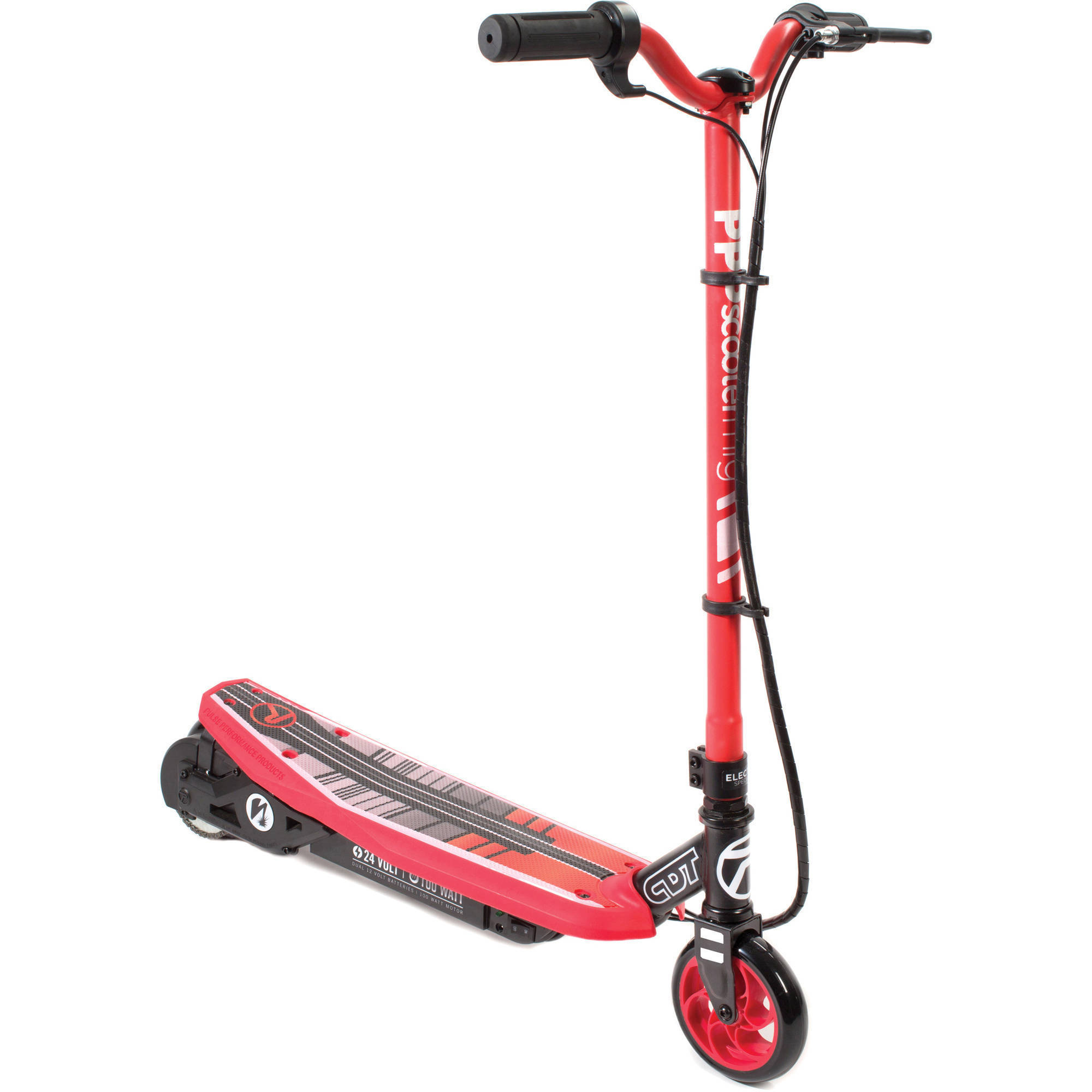 Pulse Performance Products Lightning Electric Scooter by Bravo Sports