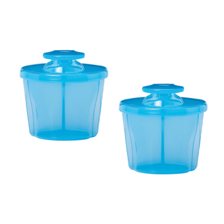 (2 Pack) Dr. Brown's Formula Dispenser, Blue