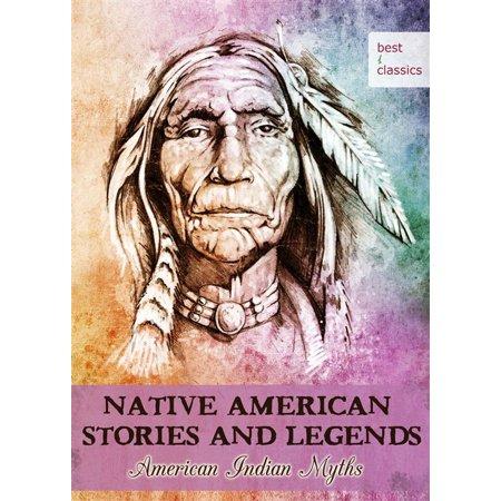 Native American Stories and Legends - American Indian Myths - Blackfeet Folk Tales - Mythology retold (Illustrated Edition) - eBook Indian Folk Instruments