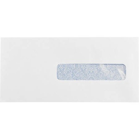 #10 1/2 Window Envelopes (4 1/2 x 9 1/2) - 24lb. White w/Blue Sec Tint, Health Insurance Window (50 Qty.)