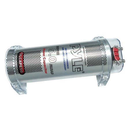 Charge 1 Farad Capacitor - 5.0 Farad Power Capacitor