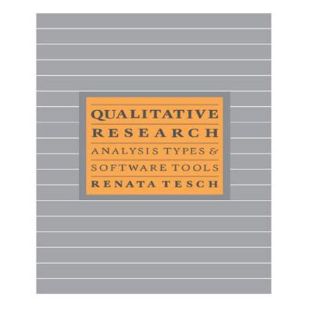 Qualitative Research: Analysis Types and Software ()