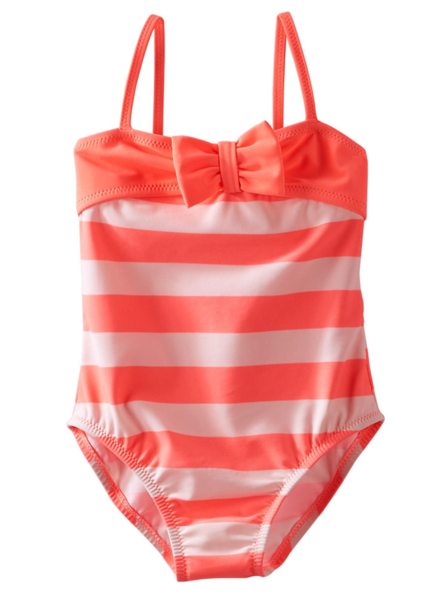 Oshkosh B'gosh Girls One Piece Swimsuit