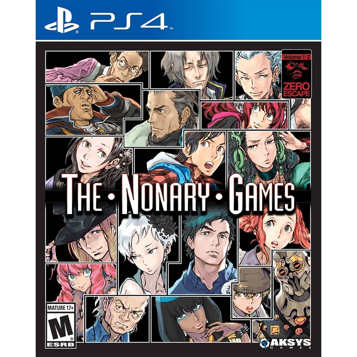 Zero Escape: The Nonary Games (PS4)