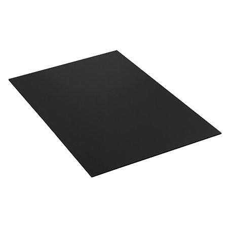 Box Partners Plastic Corrugated Sheets 48 Quot X 48 Quot Black 10