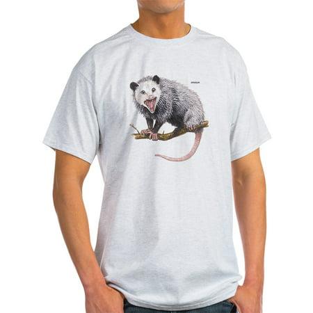 Opossum Possum Animal - Light T-Shirt - Independent T-shirts Animal