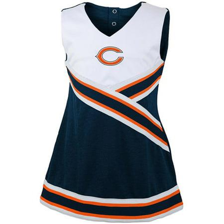 huge discount 9a15f 21160 Nfl Girls' Chicago Bears Cheerleader