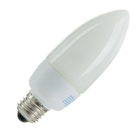 Sunlite 65760 - SLM14TW/65K 65760-SU Torpedo Screw Base Compact Fluorescent Light Bulb