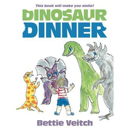 - Dinosaur Dinner - eBook