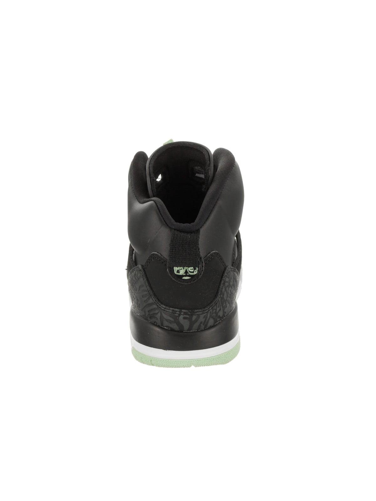 30aa413c62d8fb Jordan - Kids Air Jordan Spizike GS Black Mint Foam Dark Grey White 535712- 015 - Walmart.com