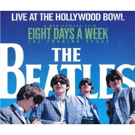 Live At The Hollywood Bowl (CD) (Beatles Live At The Hollywood Bowl Cd)