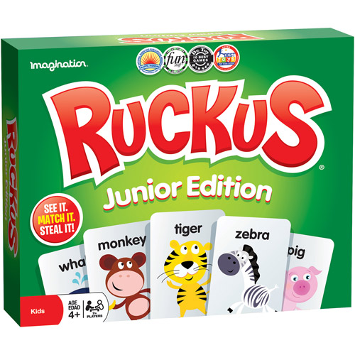 Ruckus - Junior Edition - Card Games by Funstreet Games (1292)