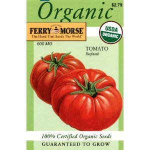 Vegetable seed Tomato-SuperBoyHybrid (Pelleted)