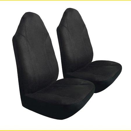 Pilot SC-399E - Microsuede Black Seat Cover
