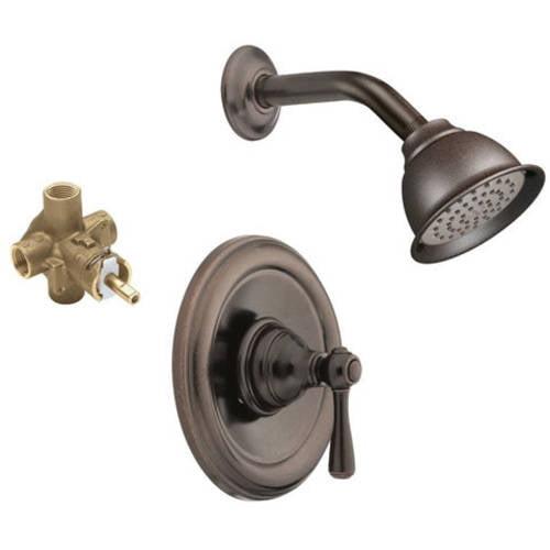 Moen Kski-p-t2112bn Kingsley Shower Faucet, Available in Various Colors