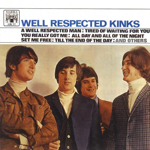 WELL RESPECTED KINKS [BMG SPECIAL PRODUCTS] [755174588822]