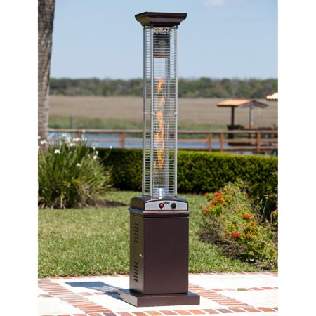 Fire Sense Square Flame Patio Heater ()