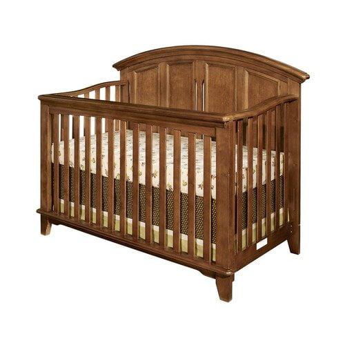 Westwood Design Jonesport Convertible Crib (Toddler Rail Optional) in Tuscan