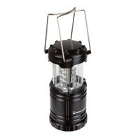 LED Lantern, Collapsible and Portable LED Outdoor Camping Lantern Flashlight for Hiking, Camping and Emergency By Wakeman Outdoors