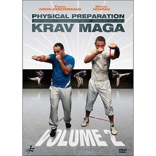 Physical Preparation For Krav Maga, Vol. 2