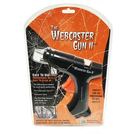 Webcaster Gun II Halloween Decoration - Gsn Halloween