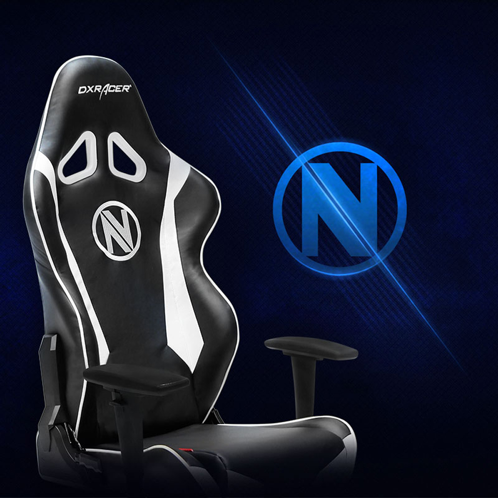 DXRacer Chairs Of MLG/ENVYUS/DENIAL Video Games Team Chairs Racing Seat  Style Gaming Chairs Games Chair   Walmart.com