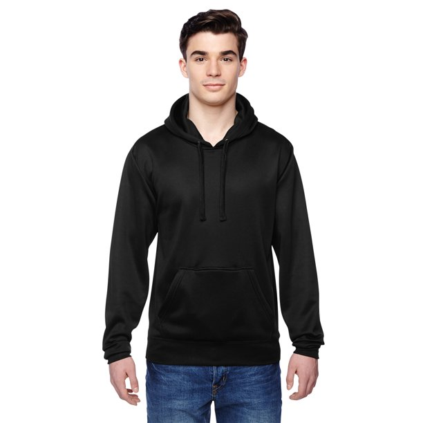 A Product of J America Adult Tailgate Poly Fleece Hood - BLACK - XL [Saving and Discount on bulk, Code Christo]