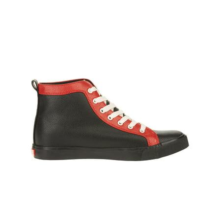Deadpool Men's High Top Sneaker - Mens 1920 Shoes