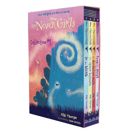 The Never Girls Collection #1 (Disney: The Never Girls) (Girls Clipart Collection)